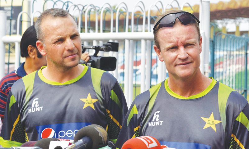 Pakistan Fielding Coach Grant Luden Resigns Following Quarrel with Players