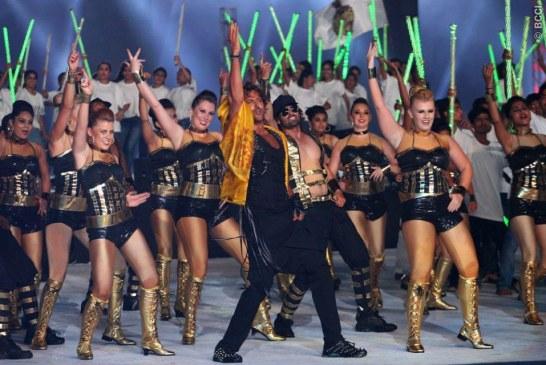 Indian Premier League – IPL 2015 Opening Ceremony Held in Kolkata