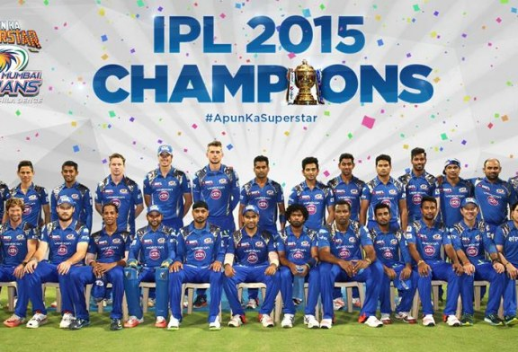 Mumbai Indians Win Indian Premier League – IPL T20 2015