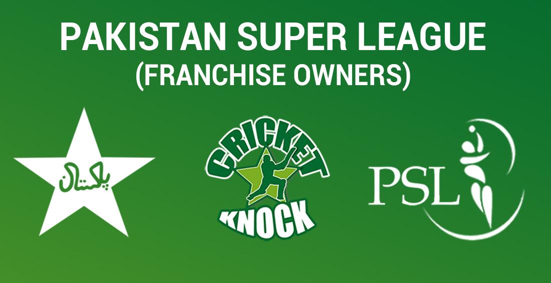 Pakistan Super League Franchise Rights Sold for $93 Million USD