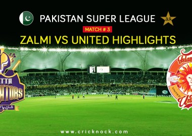Peshawar Zalmi vs Islamabd United Highlights