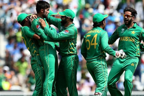 Pakistan Wins ICC Champions Trophy for the First Time
