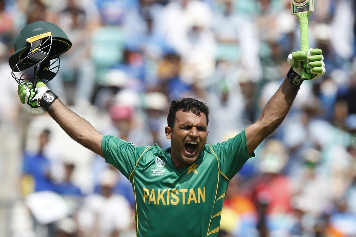 Fakhar Zaman becomes first Pakistani batsman to score a double hundred in ODI