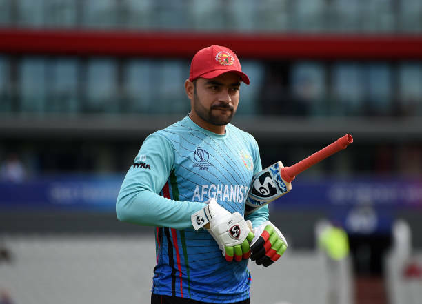 Captain Of Afghanistan Cricket Team