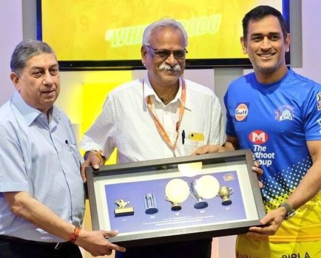 CSK Owner 2021   Who is The Owner of CSK?