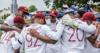 West Indies Announces 17-Member Provisional Squad For Pakistan Test Series