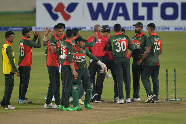 Bangladesh To Host New Zealand For 5 Match T20s in September 2021