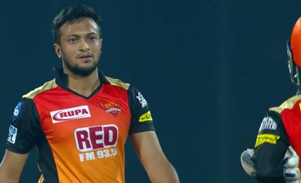 IPL 2019: Shakib Al Hasan Is Given NOC By BCB To Play In IPL