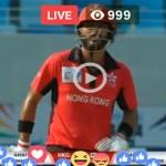 HK Batting Live Cricket