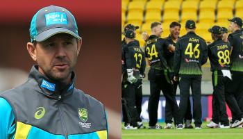 Ricky Ponting, Australia Cricket team