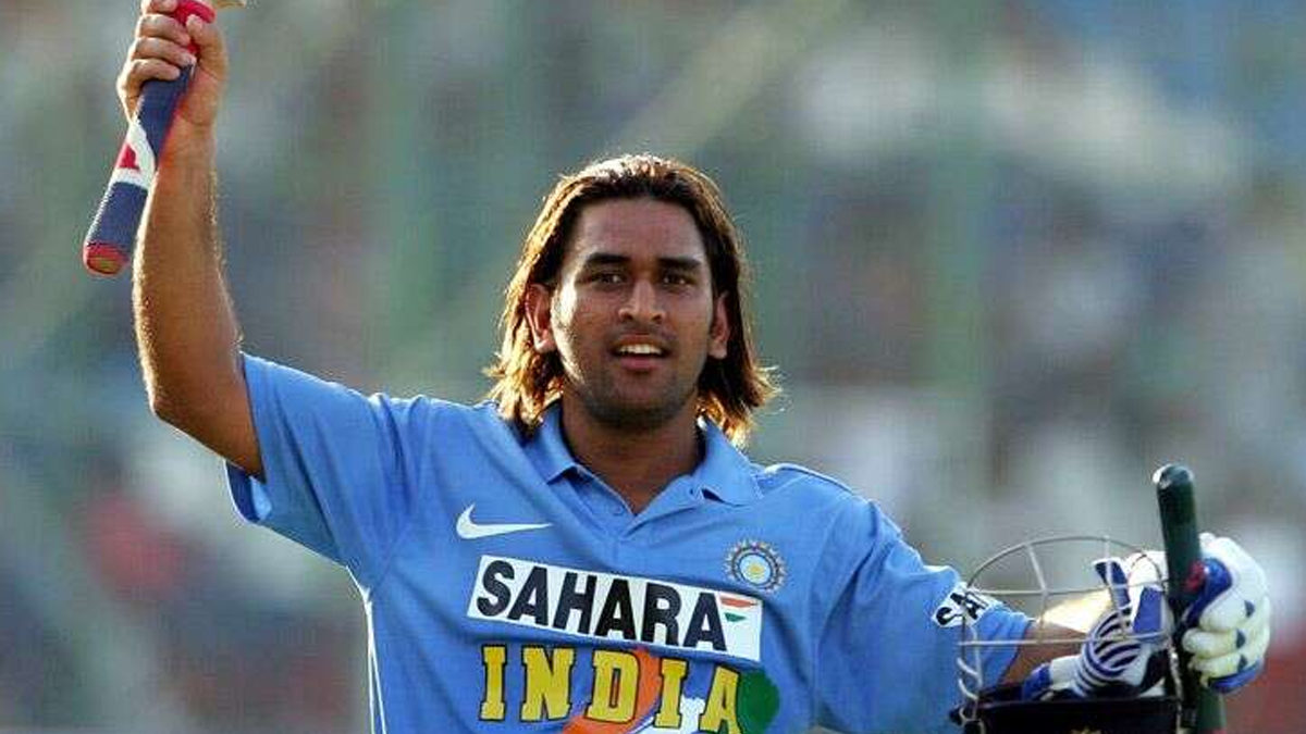 MS Dhoni hairstyle, colin de grandhommme