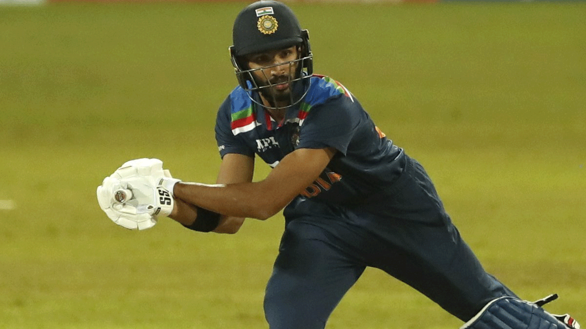 Devdutt Padikkal becomes first male cricketer born in this century to  represent India - Crictoday