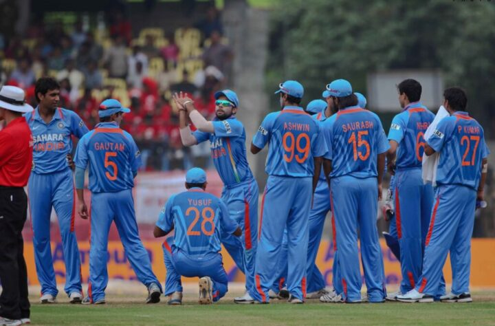 BCCI announced the Indian squad for the Sri Lanka tour