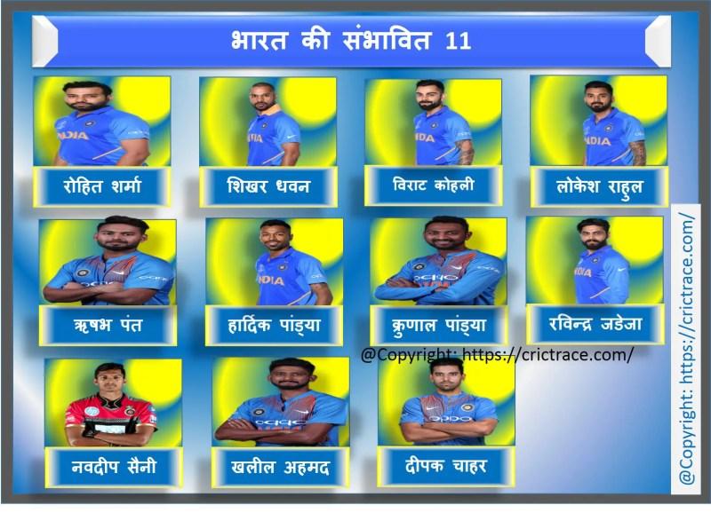 भारत vs दक्षिण अफ्रीका 3rd टी-20
