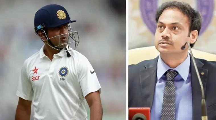 Gautam Gambhir vs MSK Prasad