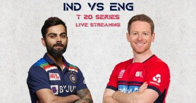 India vs England T20 Series LIVE Streaming