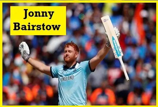 Jonny Bairstow