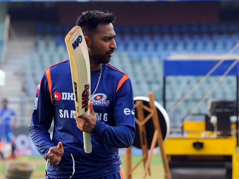 IND vs ENG 1st ODI Scoreboard: Krunal Pandya