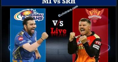 MI vs SRH