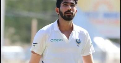 Jasprit Bumrah test cricket