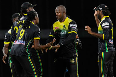 St Lucia Zouks kick Tallawahs out of CPL 2019