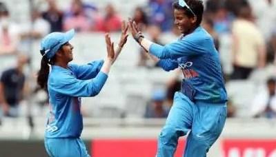 India Women defeat South Africa Women by 11 runs