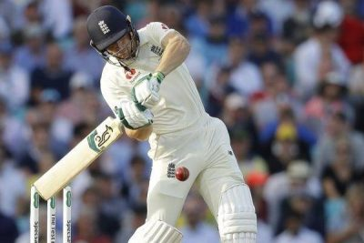 Ashes 2019 Buttler saves England Test 5