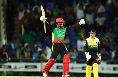 St Kitts and Nevis Patriots eliminated in CPL 2019