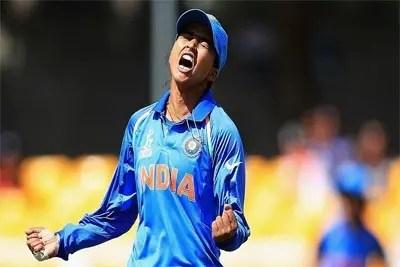 India Women whitewash South Africa in ODI series 1
