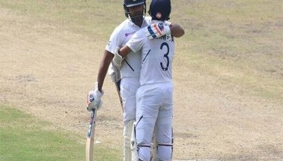 Rohit Sharma scores a maiden double-century 4