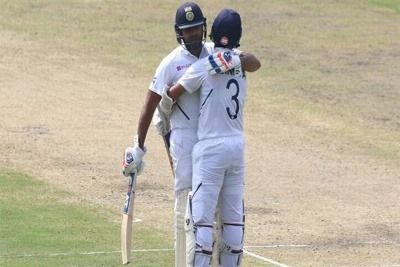 Rohit Sharma scores a maiden double-century 3