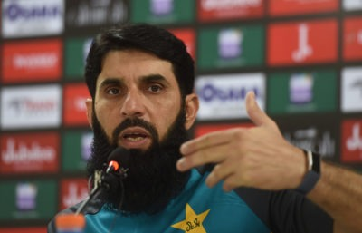 We need to show some patience - Misbah-ul-Haq 2