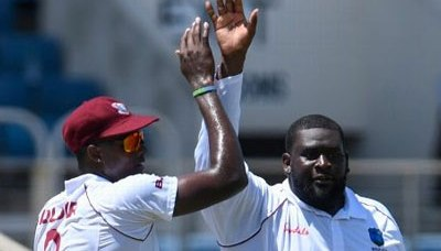 Afghanistan vs West Indies, Day 2 of Test match