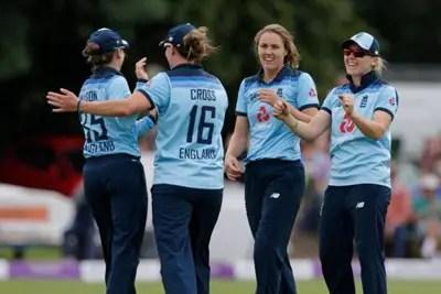 England Women defeat Pakistan Women in 2nd ODI 1