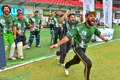 Pakistan defeats India in HomeWorld Thunder Cup 2