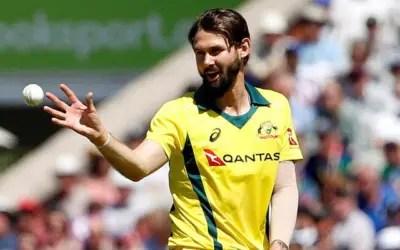 Kane Richardson talks about Australia's preparations for India ODIs 1