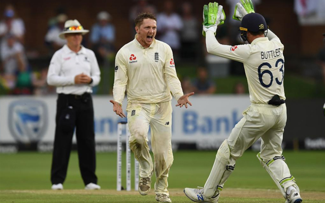 Ollie Pope, Dom Bess put England in charge on Day 3