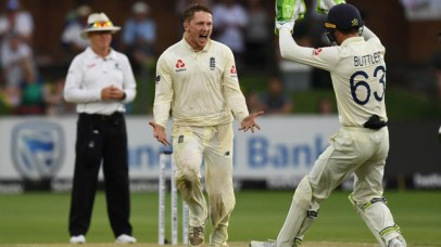 Ollie Pope, Dom Bess put England in charge on Day 3 2