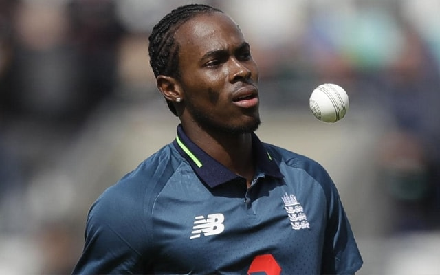 Jofra Archer ruled out of South Africa T20I due to Elbow injury
