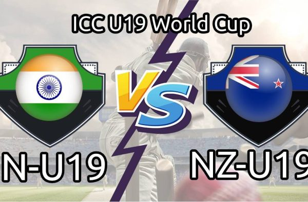 IND U19 vs NZ U19 Live Score 20th Match of U19 WC between India U19 vs New Zealand U19 on 24 January 2020 Live Score & Live Streaming