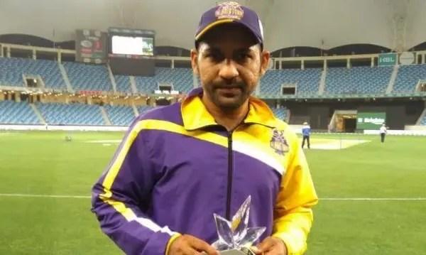 Nadeem Omar to retain finest Sarfaraz Ahmad as skipper of Quetta Gladiators 2