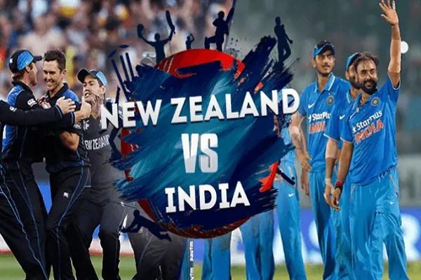 IND vs NZ Live Score 2nd ODI Match between India vs New Zealand Live on 11 February 2020 Live Score & Live Streaming
