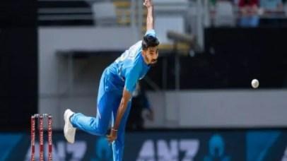 Bumrah slides down from no.1 ODI bowler spot