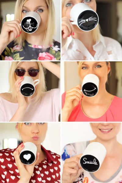 These mugs are so adorable!