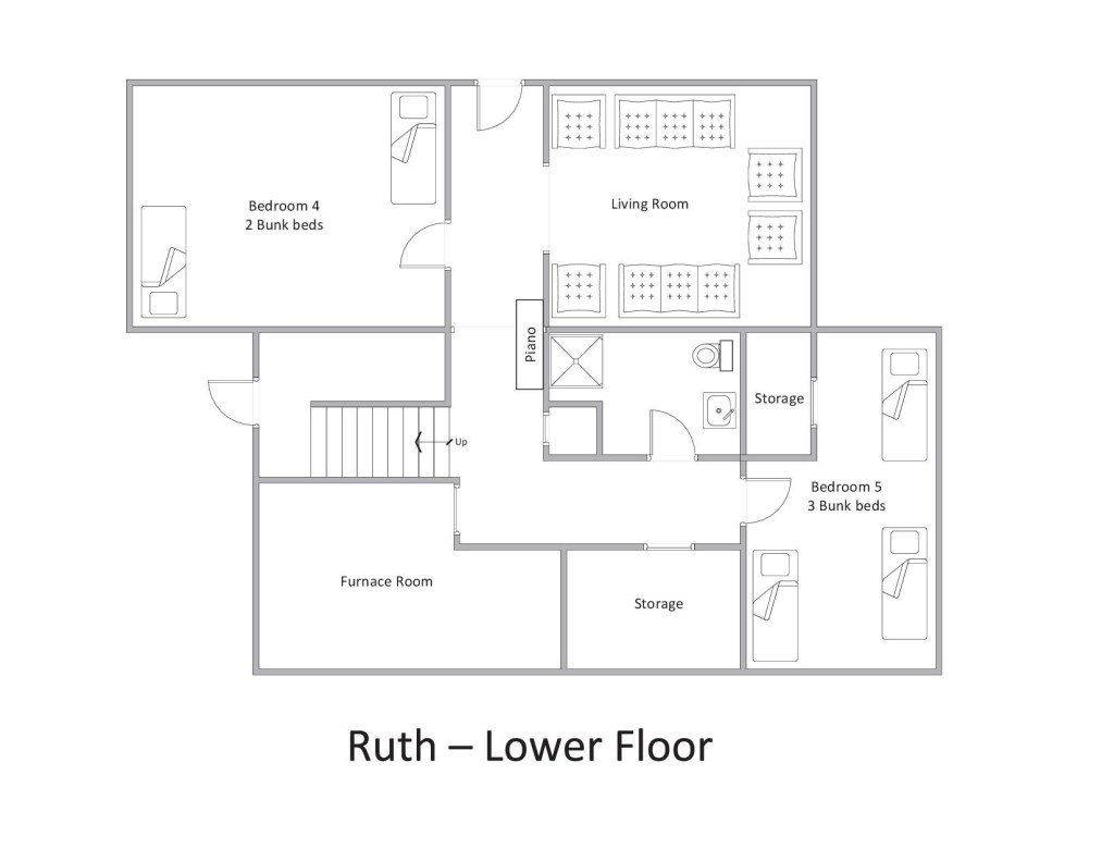 Ruth - Lower Floor