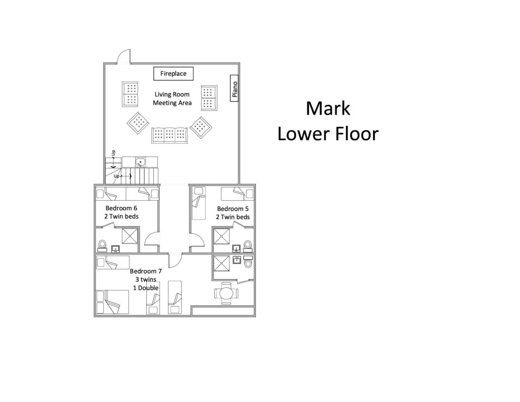 St. Mark - Lower Floor