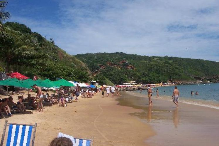 fotos da praia de joao fernandes