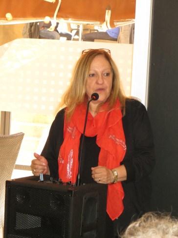 Madame la Consule Générale d'Israel à Marseille - Anita Mazor
