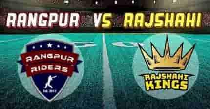 Rajshahi vs Rangpur