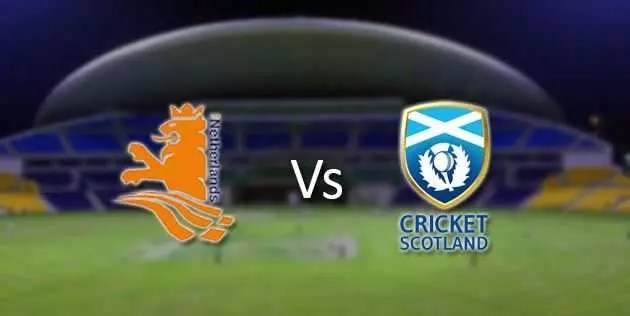 CrikTrik prediction - Netherlands vs Scotland